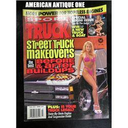 July 1996 Sports Truck/Car Magazine