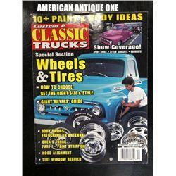December 1994 Custom & Classic Trucks / Car Magazine