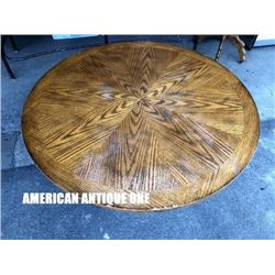 101cm Wooden Low Table