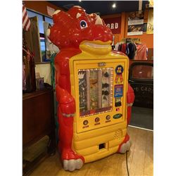205cm Dinosaur Coin Star/Toy Vending machine B