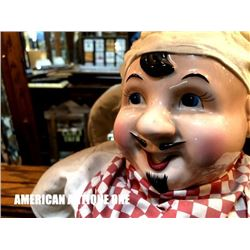 USA Restaurant 63 cm American character / Cook