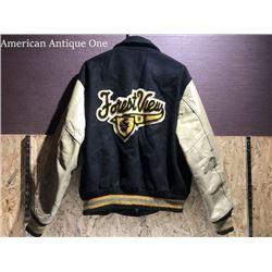 1980s USED STAJAN American casual AWARD JACKET