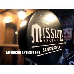 30cm Mission/Beer Server Knob USA BAR