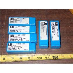 (6) UB Counter Bore Units