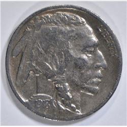 1918-D BUFFALO NICKEL VF