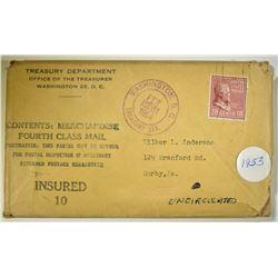 1953 U.S. MINT DOUBLE UNC SET ALL ORIG PACKAGING