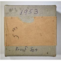 1953 U.S PROOF SET ORIG BOX/PACKAGING