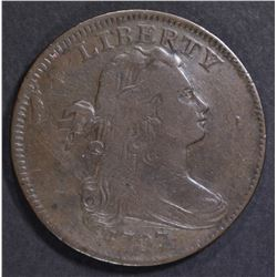 1797 LARGE CENT VF/XF