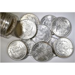 ROLL OF 20 UNC 1896 MORGAN DOLLARS