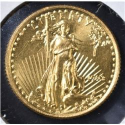 1993 1/10th OUNCE GOLD AMERICAN EAGLE