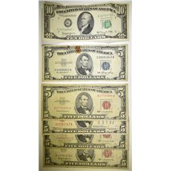 MISC CURRENCY LOT: