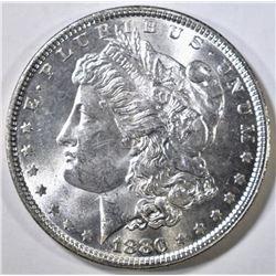 1880 MORGAN DOLLAR GEM BU