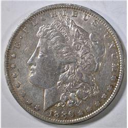 1886-O MORGAN DOLLAR XF