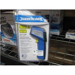 SILVERLINE INFRARED THERMOMETER