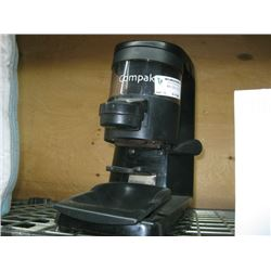 COMPAK COMPACT COFFEE GRIND DOSER