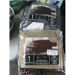 SET OF 2 MAINSTAYS FURNITURE COVER