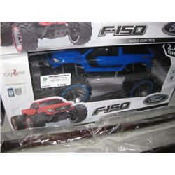 F-150 REMOTE CONTROL TOY CARS