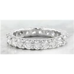 2.78 CTW Diamond 14K White Gold Ring