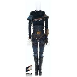 "Future Man (TV) – Tiger's (Eliza Coupe) ""Resistance Fighter"" Outfit – FM228"