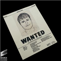 "Future Man (TV) – Josh Futturman's ""Wanted"" Poster – FM156"