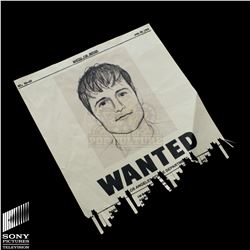 "Future Man (TV) – Josh Futturman's Shredded ""Wanted"" Poster – FM161"
