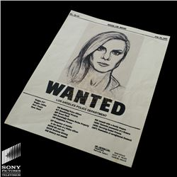 "Future Man (TV) – Tiger's ""Wanted"" Poster – FM181"