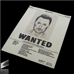 "Future Man (TV) – Wolf's ""Wanted"" Poster – FM176"