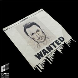 "Future Man (TV) – Wolf's Shredded ""Wanted"" Poster – FM171"