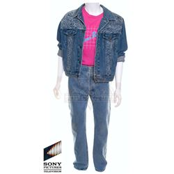 Future Man (TV) – Wolf's Stunt 1980s Outfit – FM312
