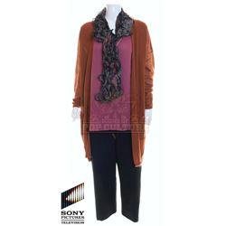 Future Man (TV) – Dr. Mina Ahmadi Outfit – FM225