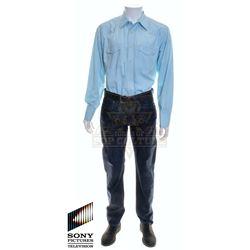 Future Man (TV) – James Cameron's Outfit – FM346