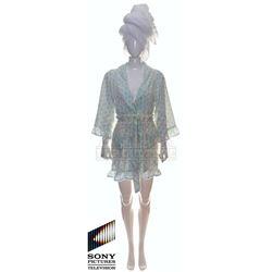 Future Man (TV) – Ty-Anne's (Eliza Coupe) Bath Robe & Towel – FM291