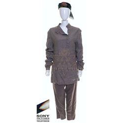 Future Man (TV) – Tiger's (Eliza Coupe) Outfit – FM363