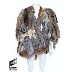 Future Man (TV) – Josh Futturman's (Josh Hutcherson) Fur Coat & Bag – FM506