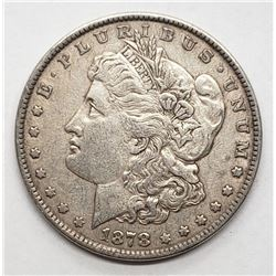 1878 7TF REV '79 MORGAN DOLLAR