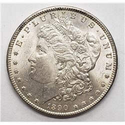 1890 MORGAN DOLLAR UNC