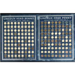 LINCOLN WHEAT CENT LOT - ALL DIFFERENT