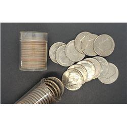 (46) KENNEDY HALF DOLLARS