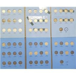 "2-LIBERTY ""V"" NICKEL STARTER SETS"