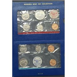 1968 U.S. MINT SET P&D in CELLO