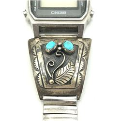 MENS TURQUOISE WATCH TIPS W WATCH