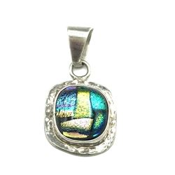 MEXICO PENDENT WITH GLITTER STONES