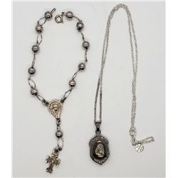 RELIGIOUS BRACELET / NECKLACE