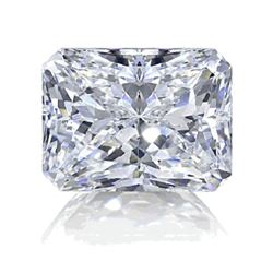 5.7ct Radiant Cut Bianco® Lab-created Diamond
