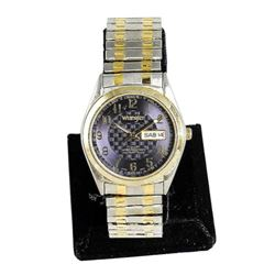 Vintage Wrangler Quartz Analog Wristwatch