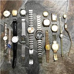 Group of Wristwatches for Repair