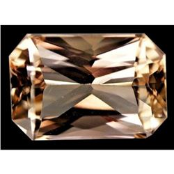13.50ct Cushion Shape Golden Topaz Gemstone