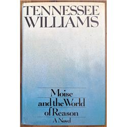 Book Tennessee Williams Signed  Moise And The World Of Reason