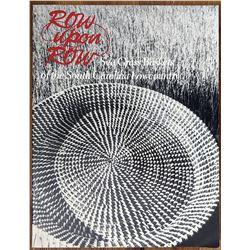 Row Upon Row Sea Grass Baskets South Carolina