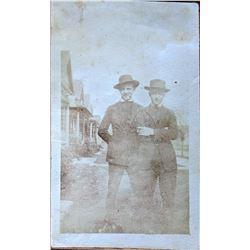 Rare Photo of Famed Evangelist Billy Sunday, 1910s